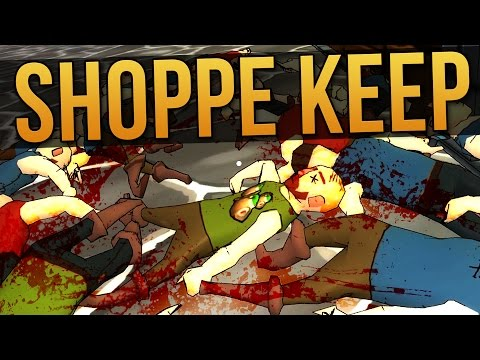 Shoppe Keep Gameplay - Ep. 9 - MASS MURDER...