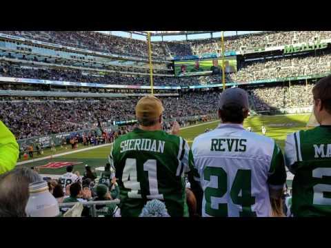 Meadowlands, Jets, November 13 2016