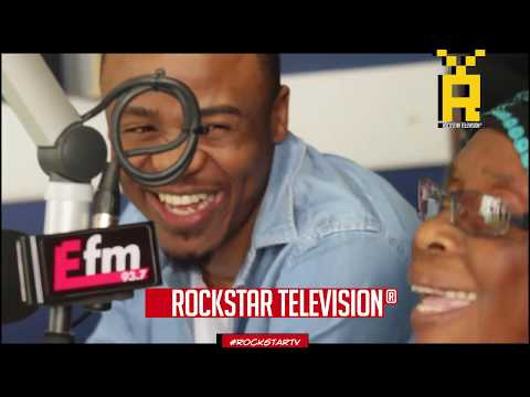 ALIKIBA Radio Interview on EFM Radio Tanzania #SeduceMe