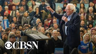 Gambar cover Poll: Bernie Sanders leads in Nevada with 25%