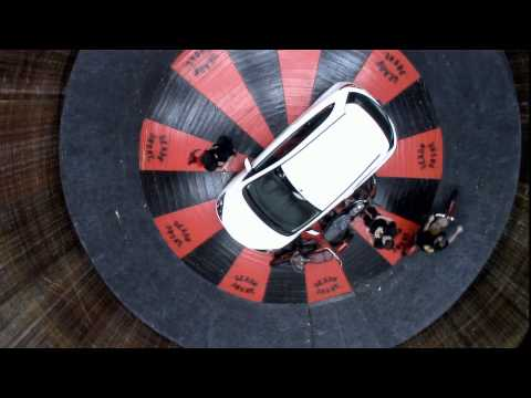 Can a car ride The Wall of Death? The answer.