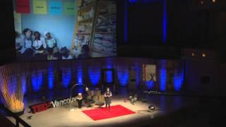 TEDxVancouver - Kara Pecknold - Design is the centre of change