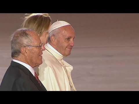 euronews (in English): Pope Francis holds Mass ending his two-nation trip to Latin America