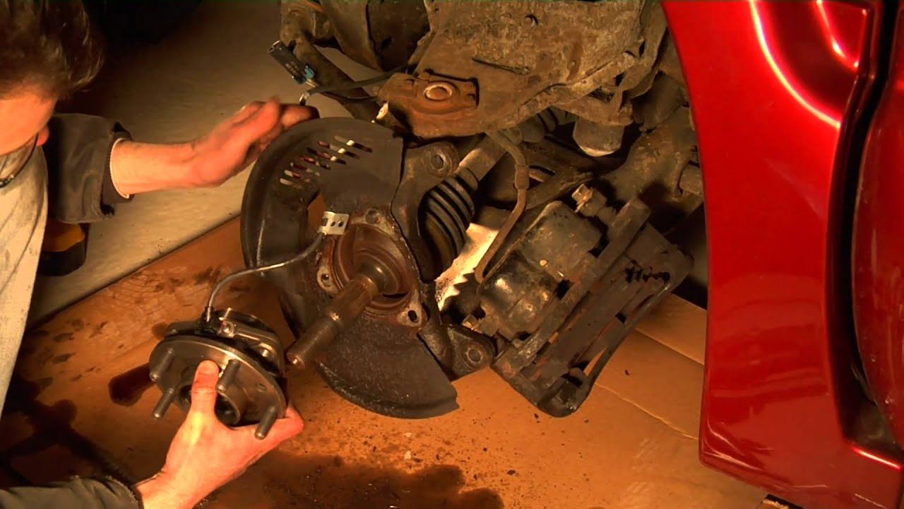 2000 gmc jimmy replacing hub assembly youtube sciox Choice Image
