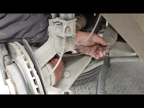 Замена рулевого наконечника на лада ларгус