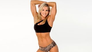 53 years young muscle woman Kimberly Howell Blankenship