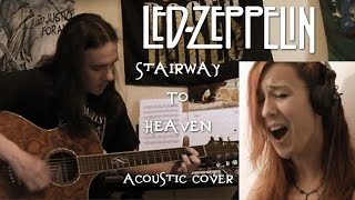 Led Zeppelin - Stairway To Heaven acoustic cover collaboration