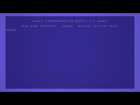💾 Commodore C64 - Load error