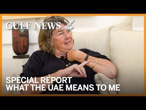 What The UAE Means To A Long-time British Expat