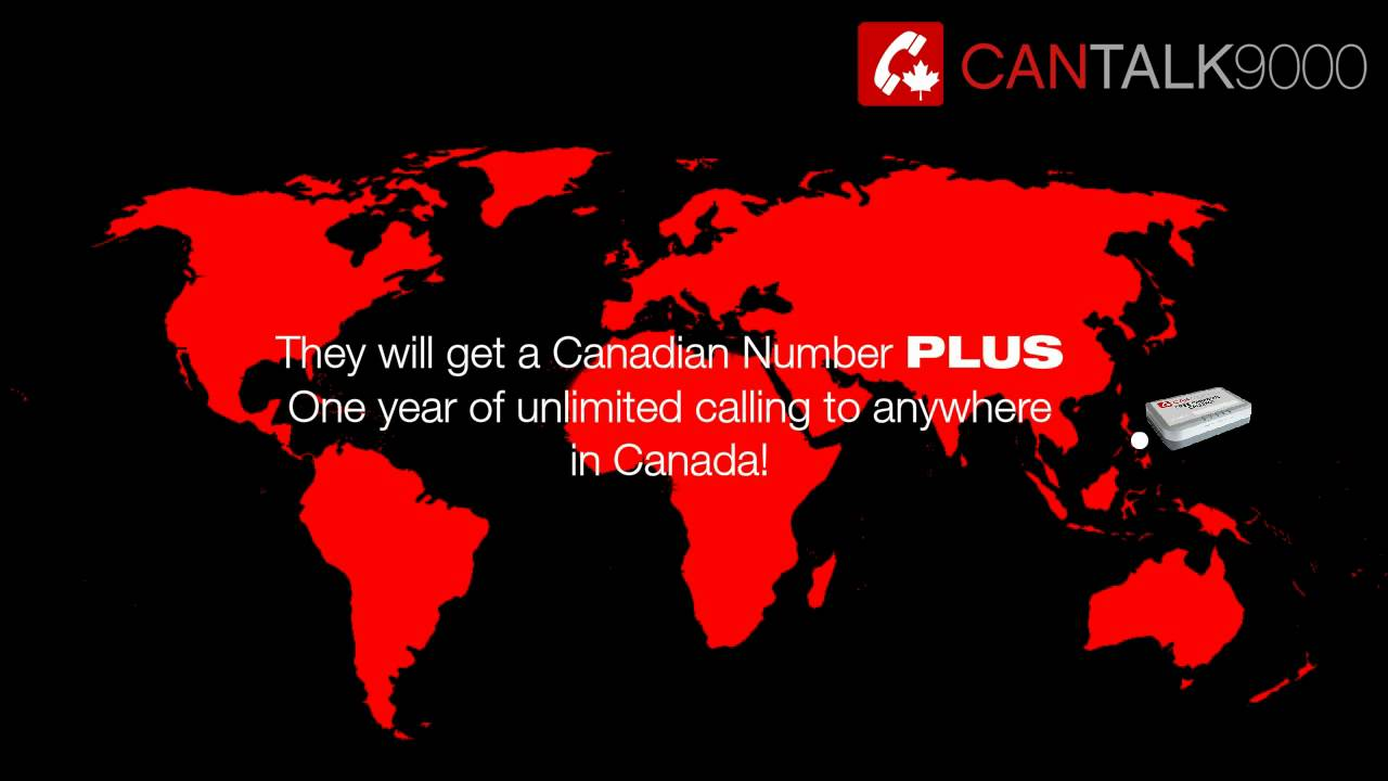 How to call CANADA for FREE from the PHILIPPINES