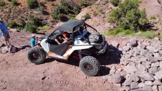 Steel Bender Moab with RZR 1000, Wildcat 1000 Limited and New Yamaha YXZ