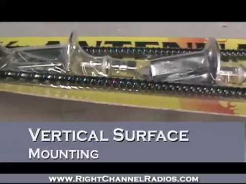 hook up dual antennas cb radio