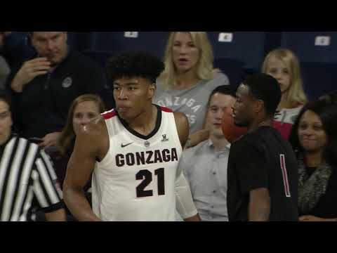 Highlights: Men's Basketball vs. Central Washington