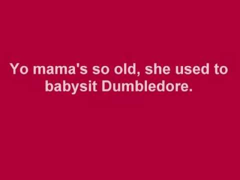 harry potter yo mama jokes   youtube