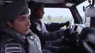Nueva División de Gendarmería de la Policía Federal