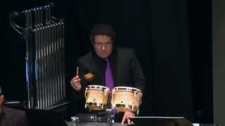 Tyrannosaurus Rex - Ferrer Ferrán - Suite Bestiarium - Banda Sinfónica Ciudad de Baeza - HD
