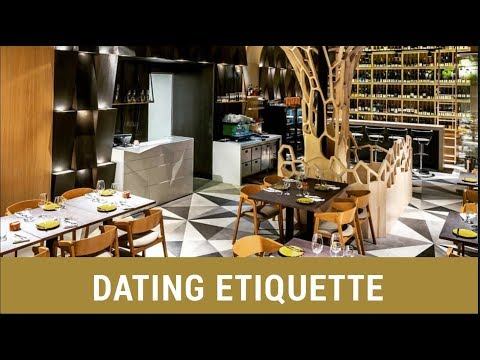 dating etiquette in the 21st century