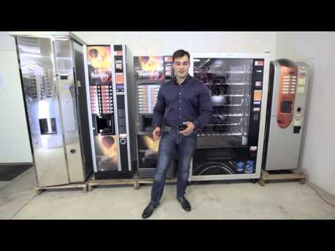 Кофейные и Снековые автоматы