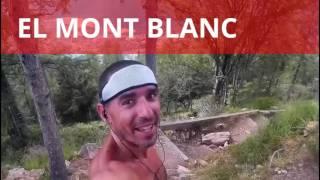 Les Deux Glaciers en huaraches. Chamonix, Los alpes