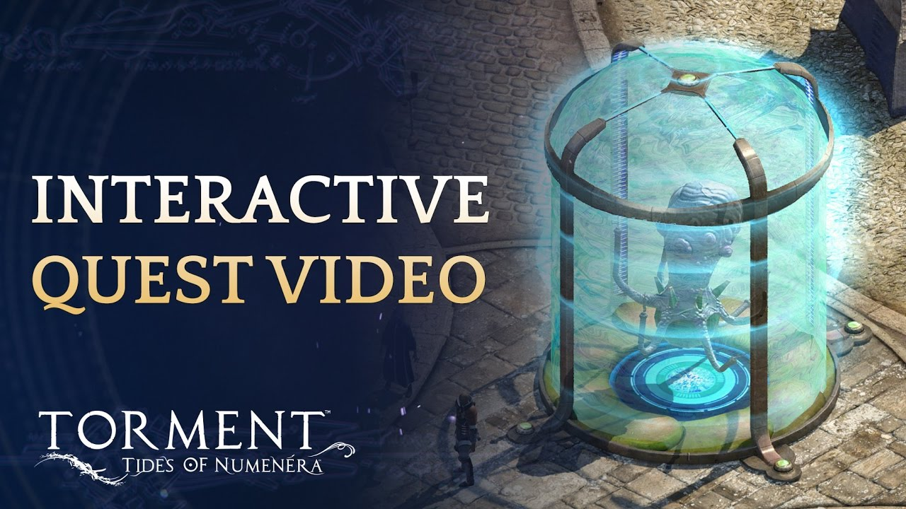 Torment: Tides of Numenera - Interactive Quest Video