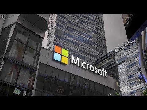 Nilai Pasar Microsoft Ngebut Tinggalkan Apple dan Amazon