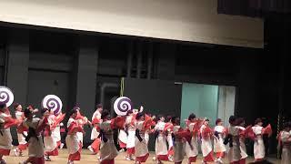 2019年8月12日高知よさこい祭り全国大会お披露目かるぽーとホールYOSAKOIDANCEJAPAN高知県.