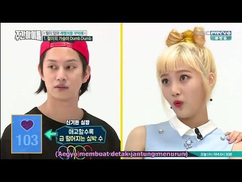 [INDO SUB] Weekly Idol Ep.267 Red Velvet