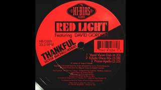 (1994) Red Light feat. David Gordon - Thankful [Victor Simonelli Vocal-Vision Dub RMX]