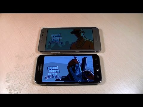 Samsung Galaxy J2 Prime vs Samsung Galaxy J2 (HD)