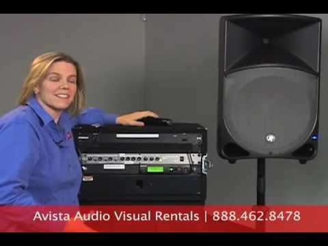 iPlay Sound System Rental Overview