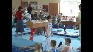 3 спортивный разряд гимнастика мужчины 8-9 лет.