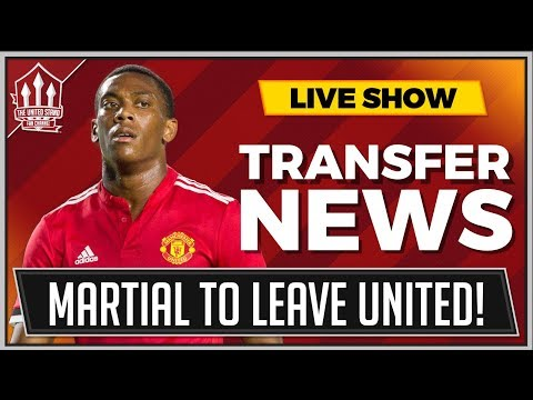 Anthony MARTIAL Wants To Leave Manchester United!