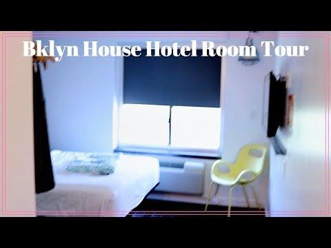 Bklyn Hotel Room Tour