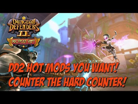 Counter the Counter! Hot Mods For DD2!