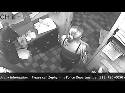Armed Robbery at KFC 5506 Gall Blvd Zephyrhills FL 09/28/2015 9:22pm