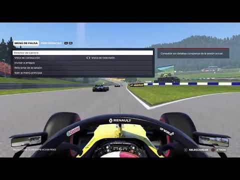 Liga F1 GP Austria