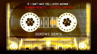 """Shawn Mendes x Crystal Waters - """"If I Can't Have You"""" x """"Gypsy Woman"""" (QsNewz Remix)"""