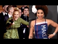Joy Villa And The Make America Great Again Dress, Adele Virtue Signals Beyonce; Grammys REACTION