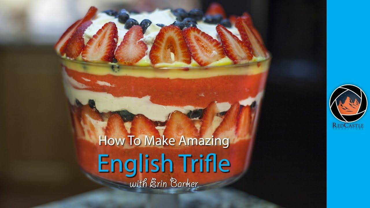 Best English Trifle Recipe - Best English Trifle Recipe