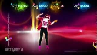 Selena Gomez & The Scene - Hit The Lights | Just Dance 4 | DLC Gameplay