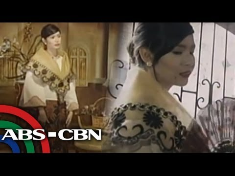 19d87681ad Matanglawin  Cosplayer Myrtle dresses up as Maria Clara - YouTube
