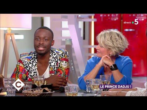 Le prince Dadju ! - C à Vous - 09/05/2018