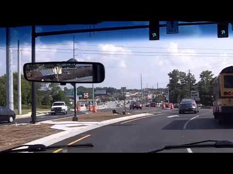 Atlanta de Satelite Blvd a Tucker GA  pt1