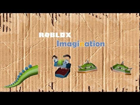 Roblox - Imagination (Prizes)