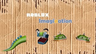 Roblox Imagination Prizes