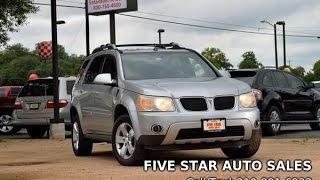 2006 Pontiac Torrent Review