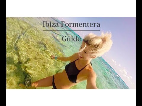 Austrian Travel Guide Ibiza Fomentera by Isabel