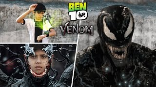 Ben 10 Transforming into Venom | A Short film VFX Test