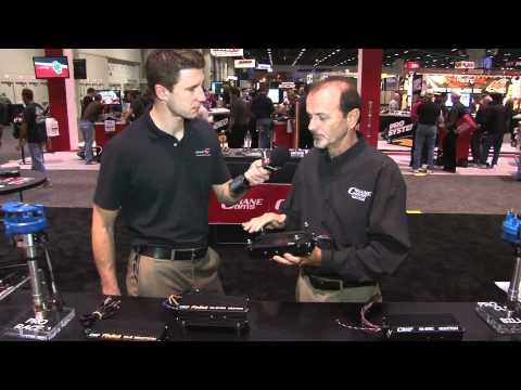 Crane Cams Displays Their Digital CD Ignition Systems At PRI 2011