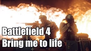 Battlefield 4 music video : Bring me to life